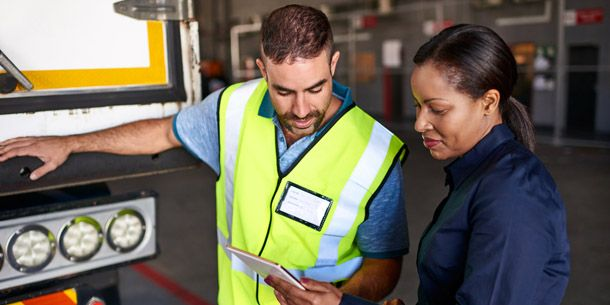 4 Advanced SafetyApproaches      To Improve Driver Retention -